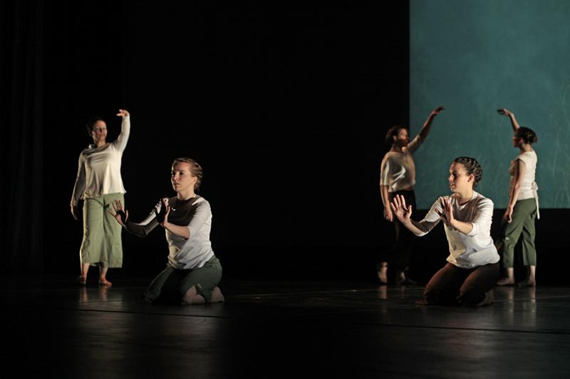 Hands to Feet and in Between: Faculty Dance Concert 2011